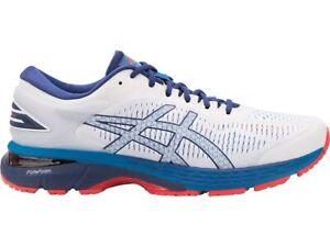Asics scarpa running uomo GEL KAYANO 25 1011A019 100  tg 42-uk 7,1/2-uk 8,1/2