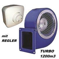1200m³/h Radialgebläse Radiallüfter, Radialventilator Radial Gebläse-Ventilator