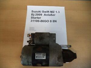 Anlasser Starter 31100-86G00 Suzuki Swift MZ EZ Ignis Subaru Justy G3X 1,3L 1,5L