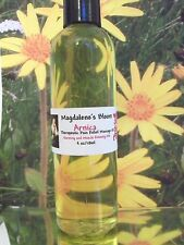 Magdalene's Bloom Arnica Oil Infused Pain Relief  w/ Warming Oils 4 oz