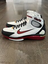 Nike Air Zoom Huarache 2k4 Damon Biggie Stoudamire Player SAMPLE PE Promo Sz 12
