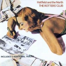 Hatfield & the North - Rotters Club CD NEU OVP