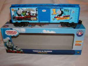 Lionel 1928640 Thomas Friends Thomas the Tank Engine Box Car O 027 MIB New 2019