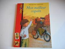 J'AIME LIRE - MON MEILLEUR COPAIN - C.HANON & H.FLORES