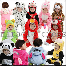 Soft Baby Toddlers' Fancy Dress Cosplay party Costume romper NB-3Y