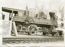 6BB700A RP 1930/40s? UNION PACIFIC RAILROAD 4-4-0 LOCOMOTIVE #9