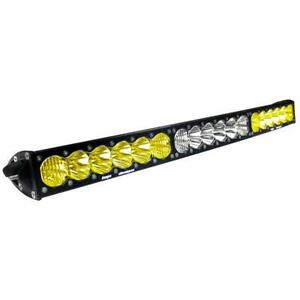 "BAJA DESIGNS ONX6+, ARC DUAL CONTROL 30"" AMBER/WHITE LED LIGHT BAR"