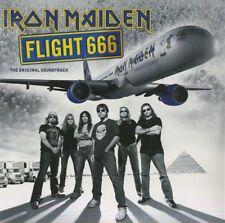 IRON MAIDEN FLIGHT 666 DOPPIO VINILE LP 180 GRAMMI NUOVO