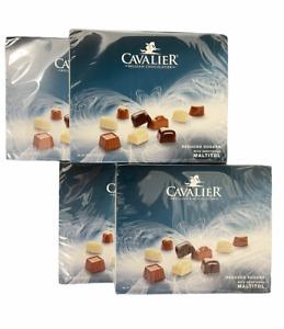 Cavalier No added Sugar Assorted Chocolate Gift Box 250g for Diabetics