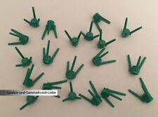 20 x LEGO® STEINE PFLANZE STIEL PFLANZENSTIEL FÜR BLÜTEN 3741 NEU GRÜN PFLANZEN