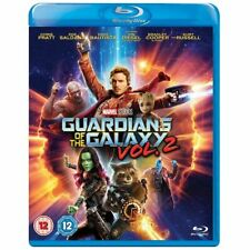 GUARDIANS OF THE GALAXY VOL 2 [BLURAY] 2 - NEW & SEALED