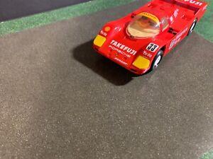 1:32 Scale Asphalt Scenery Sheets for Slot Car Tracks - 5 Seamless 8.5x11