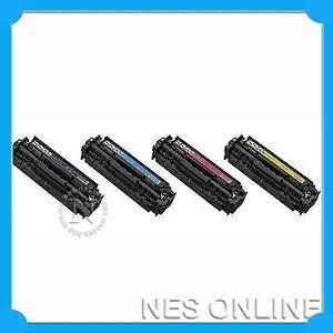 CT A-Grade Compatible 4xCART318-BK/C/M/Y Toner Set->Canon LBP7200CDN/LBP7680cx