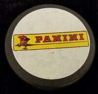 VINTAGE MONTREAL CANADIENS HABS GENERAL TIRE SLUG NHL 🇨🇦 PUCK PANINI sponsor