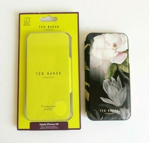 New Ted Baker Iphone XR Phone Case -  AGHATA Floral Pattern with Mirror