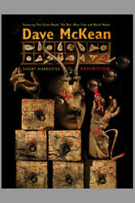Dave McKean Pictures That Tick Vol. 2 Signed & Numbered Edition #251/500 Sandman