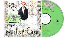 CD CARDSLEEVE GREEN DAY 4T BASKET CASE DE 1994 TBE