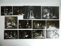 Lote 12 Foto Original Fotógrafo Arsicaud Robert Y André Ópera Para Trucos 1976