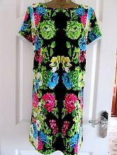 "NEW.W.O.T FABULOUS SHIFT DRESS BY BOOHOO UK-14-16 BUST 42"" HIPS 44""LENGTH 35"""