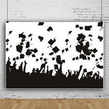 7x5Ft Graduation Season Backgrounds Seamless Photography Studio Backdrops