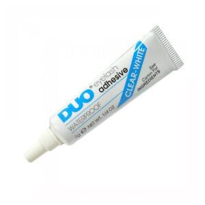 DUO Quick-Set Striplash Adhesive - White/Clear