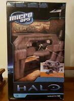 HALO High Ground Gate with Warthog Micro Ops S1 McFarlane BNIP 2012 NEW BOX WEAR