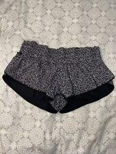 Lululemon shorts 2 (reversible)