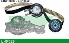 LUCAS Zahnriemensatz mit Wasserpumpe für PEUGEOT 307 LKP026 - Mister Auto