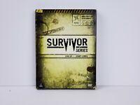 WWE: Survivor Series Anthology, Vol. 1 - 1987-1991 (DVD, 2009, 5-Disc Set)