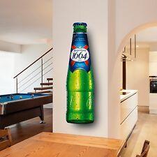 LARGE 4FT KRONENBOURG BOTTLE LAGER BEER LABEL PICTURE BAR PUB ALCOHOL SIGN