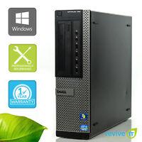 Dell Optiplex 790 DT  i5-2400 3.10GHz 4GB 500GB Win 7 Pro 1 Yr Wty