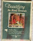 1926 Southern Pine Association Garden Architecture Catalog Furniture New Orleans