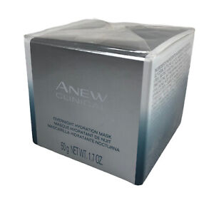 Avon Anew Overnight Hydration Mask - NEW FACOTRY SEALED - 1.07 oz