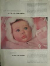 1953 Carrier First Name in Air Conditioning Baby in Pink
