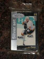 1995-96 Collectors Choice NHL Crash the Game Silver Hockey 30 Cards Complete Set
