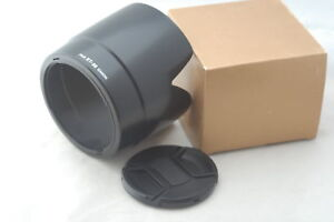 New Hood for Canon ET-86 and 77mm Center Pinch Cap Ship from USA
