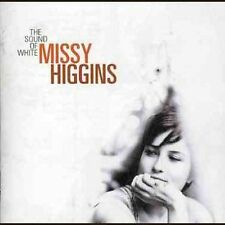 "MISSY HIGGINS ""THE SOUND OF WHITE"" CD - ARIA WINNING DEBUT ALBUM [AS NEW]"