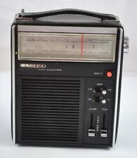 Vintage Lloyd's Battery Electric Portable Radio N610B-175B Works