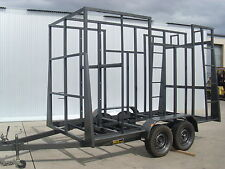 Coil Pipe Trailer ( Made To Order Only)