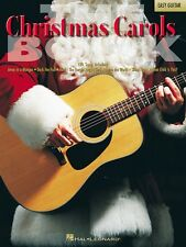 The Christmas Carols Book Sheet Music 120 Songs for Easy Guitar Easy G 000702186