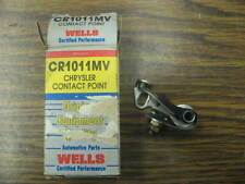 NOS Wells Contact Point Chrylser CR1011MV