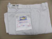 VTG NOS White OSHKOSH B'GOSH Union Made Boot Jeans 50/50 Made in USA 42 x 30