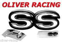Logotipo Letras SS Reja Chevrolet Chevelle El Camino 70 1970 Emblema