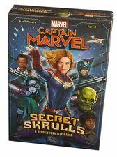 Usaopoly, Captain Marvel Secret Skrulls Board Game New & Sealed | 1 UNIT