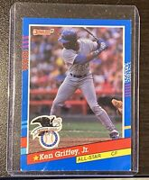 1991 Donruss - Ken Griffey, Jr - #49 - ungraded