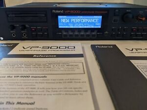 Roland VP-9000 Variphrase Processor, classic sampler in great condition