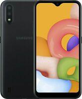 Samsung Galaxy A01 SM-A015A - 16GB - Black (AT&T) (Single SIM) A
