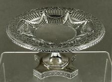English Sterling Compote                    1916 GEORGIAN