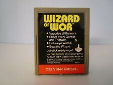 WIZARD OF WOR - Tested Working Atari 2600 Game Cartridge #0423