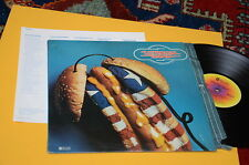 US RADIO BAND LP DON'T TOUCH THAT DIAL ORIG USA 1976 NM